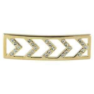 Picture of Locket Bracelet: Gold Chevron Screen
